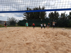 Beach Tennistraining