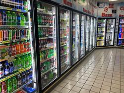 Store Refrigerator Lighting