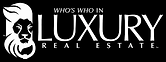 Who's Who in Luxury Real Estate Logo - B