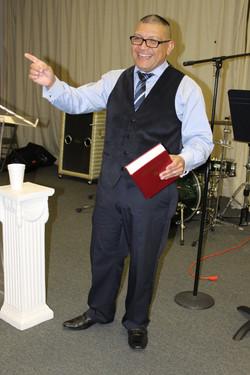 Pastor Nelson Ramos