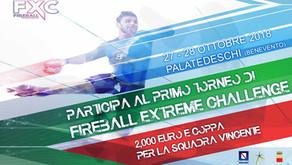 ITALIAN FXC TOURNAMENT  ANNOUNCED