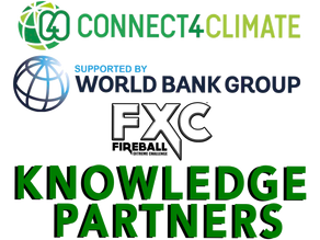 THE INT.'L FXC FEDERATION AND THE WORLD BANK'S CONNECT4CLIMATE ANNOUNCE KNOWLEDGE PARTNERSHIP