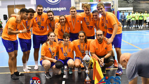 SPAIN WINS THE 1ST INTERNATIONAL FXC TOURNAMENT IN NAPLES, ITALY