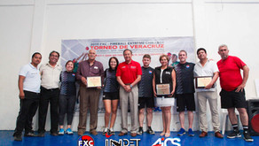 MEXICAN AUTHORITIES AWARDED DURING FXC TOURNAMENT IN VERACRUZ