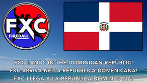 FXC LANDS IN THE DOMINICAN REPUBLIC