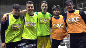 200 ATHLETES TESTED THEIR LIMITS WITH FXC