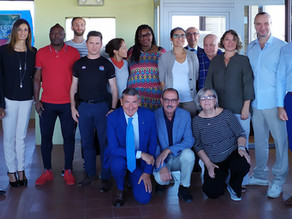 FXC PRESENTED AT AICS INTERNATIONAL IN CERVIA, ITALY