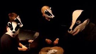 Badgered Mask Scene