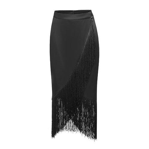 Silk Skirt Fringe NEW 2021