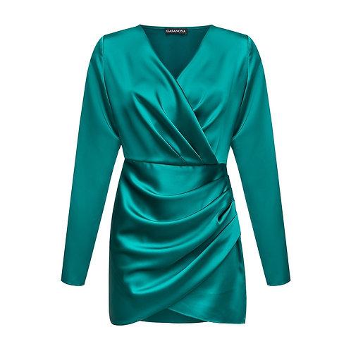 Mini Silk Dress NEW 2021