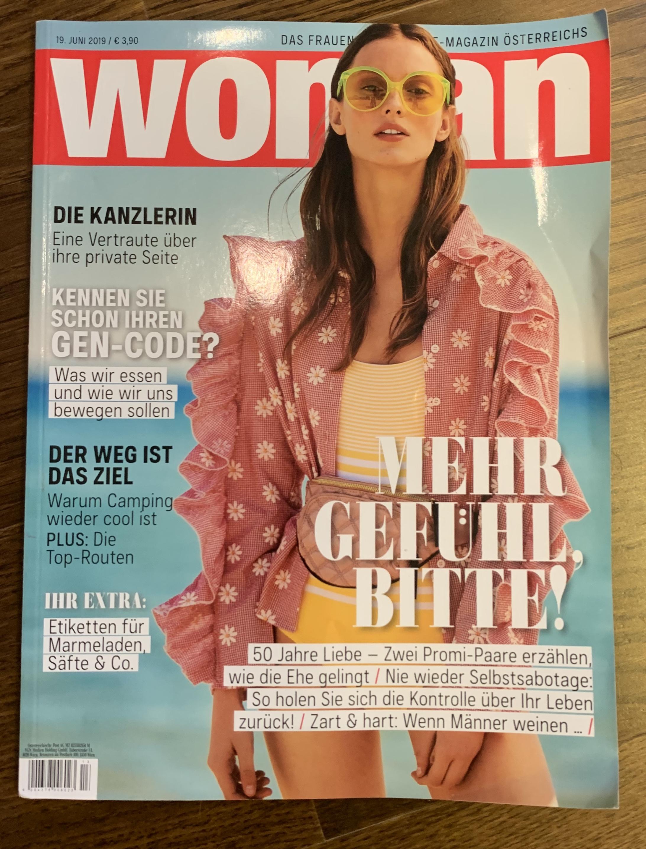 Beate Rothmund Woman COVER