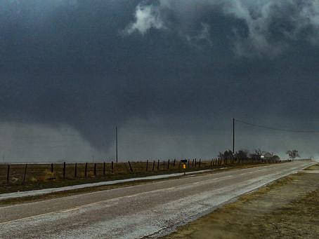 The Happy, TX tornado