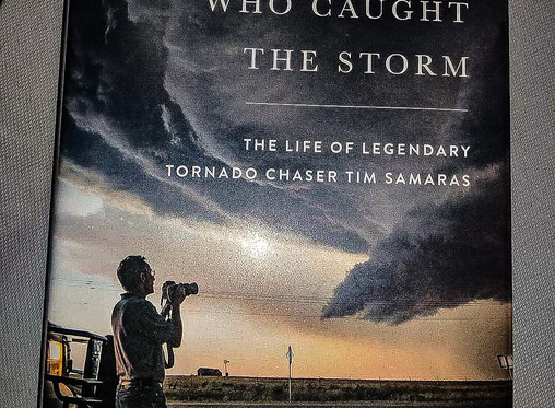Book Review: The Man Who Caught The Storm by Brantley Hargrove