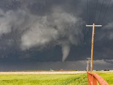 Tornado fest in NW Texas
