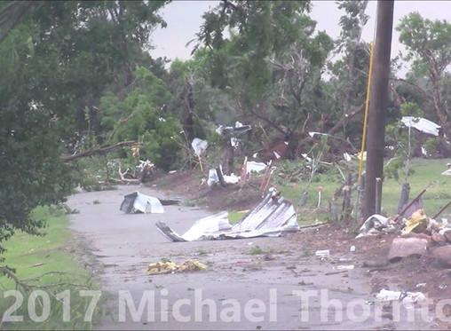 The Elk City Tornado