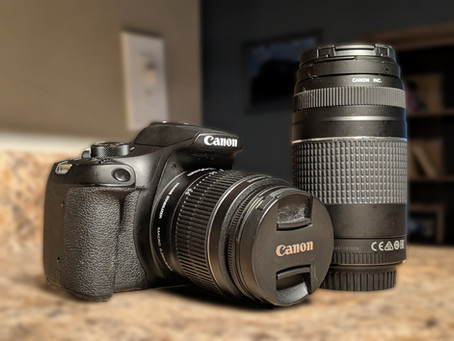 The Canon Rebel T6. Is it a good chase camera or is it a flop?