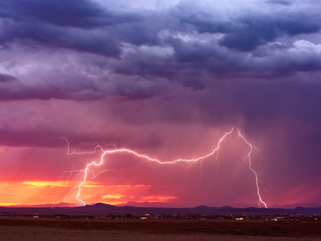 Lightning: How does it form?