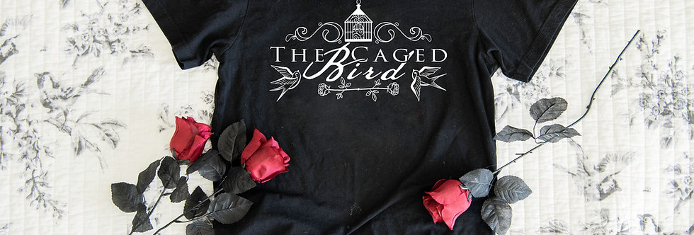 The Caged Bird Crew-Neck T-Shirt