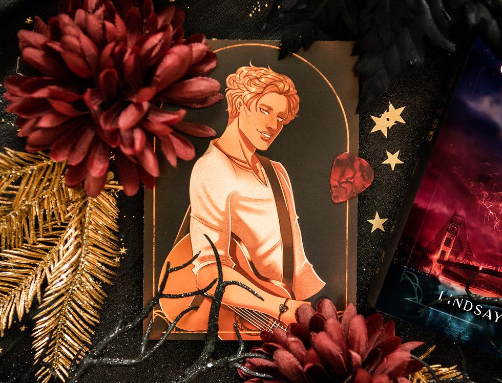 Character Portrait - Tristan Carr