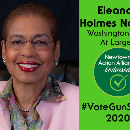 Newtown Action Alliance Endorses 25 Additional Members of the U.S. House of Representatives for 2020