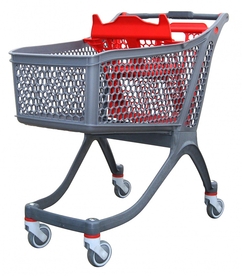 Grey Trolley