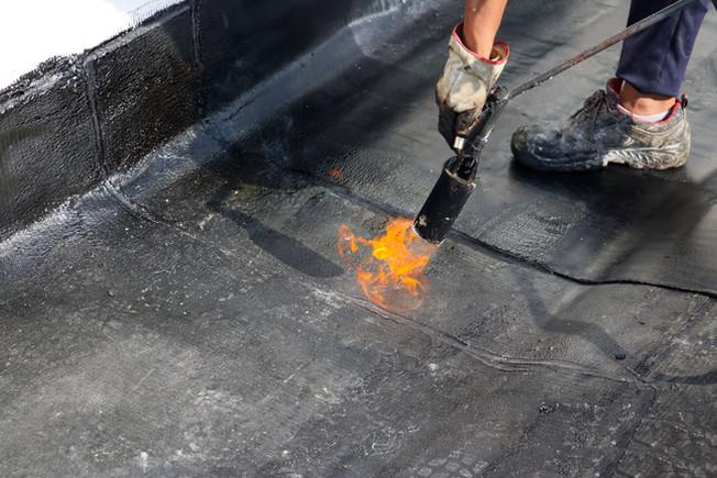 Blow Torch Method