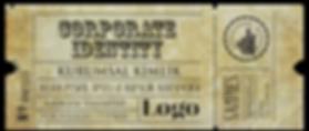 Alkn Creative People grafik tasarım, bilet