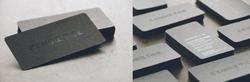 Kişisel kartvizit tasarımı