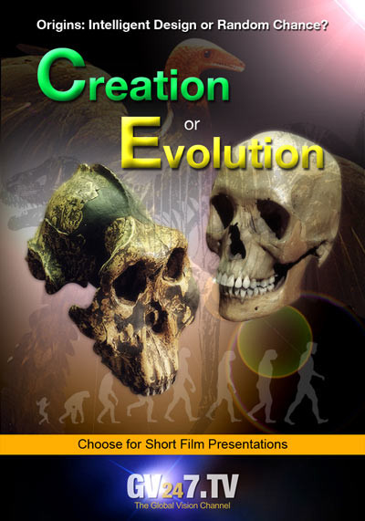Ch9:  Creation or Evolution