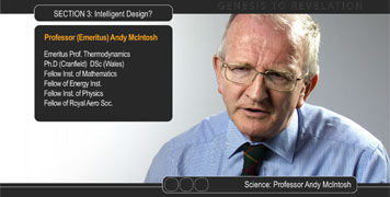 Photo of Prof Andy McIntosh (Engineering Science)