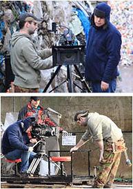Grip & Assist CameramanAndy Graham