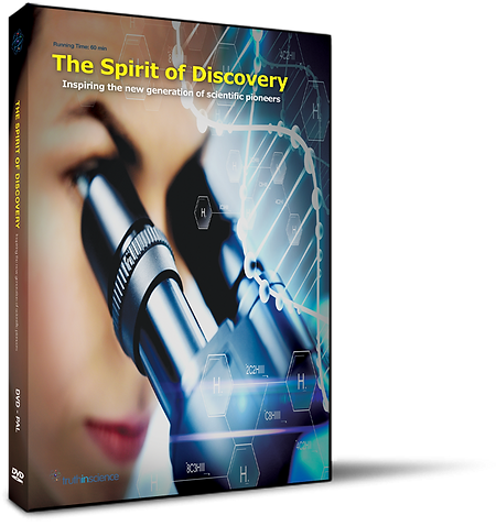 The Spirit of Discovery DVD