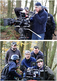 Film director and DP Stewart Menelaws