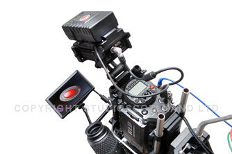 RED MX Camera rear view