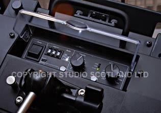 Kelvin Tile rear controls.