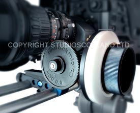 Sony's PDW-700 with Redrock micro focus puller.