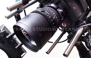 RED Pro Prime 35mm lens
