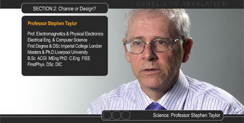 Photo of Prof Stephen Taylor (Engineering Science)