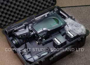F350 components in its Pelican Flight Case