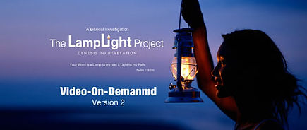 The Lamplight Project banner