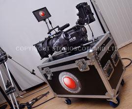 RED MX Camera dedicated flight case.