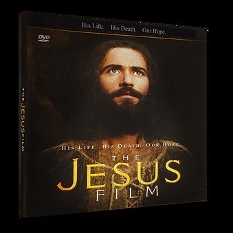 The Jesus Film on DVD