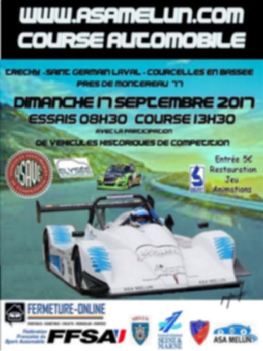 Course de côte de Tréchy 2017