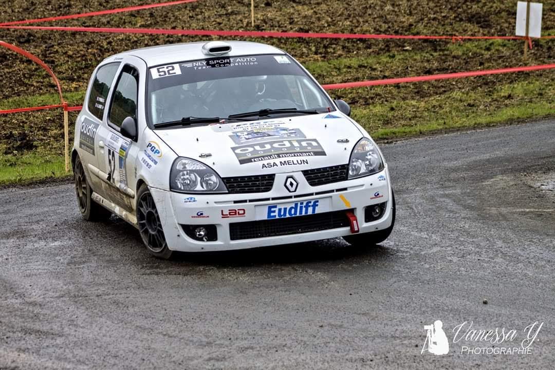 Rallye Clio 2 RS