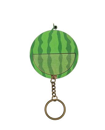 Porte clés Pastèque