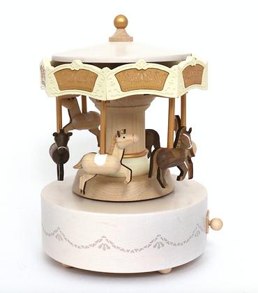 Boîte à musique Carrousel n°17