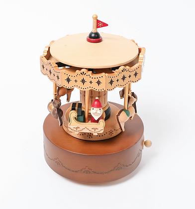 Carrousel Père Noël n°49