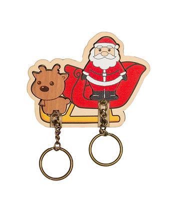 Porte-clé Père Noël