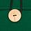 Thumbnail: Feutrine 13 pouces vert sombre