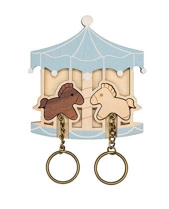 Porte clés Manège